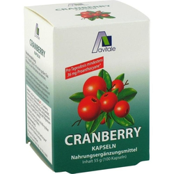 Cranberry Kapseln hochdosiert 400mg