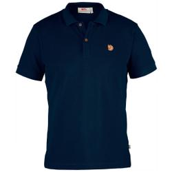 Fjällräven - Ovik Polo Shirt Navy - Poloshirts - Größe: L