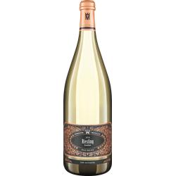 Weingut Wegeler Riesling Weißwein Qualitätswein Trocken 1000ml