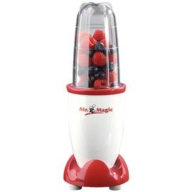 GourmetMaxx Mr. Magic Standmixer rot/weiß 250 W