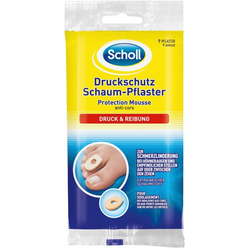 Scholl Druckstellenpflaster Schaum Pflaster