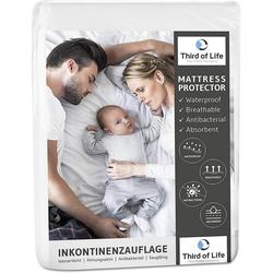 Inkontinenzauflage Inkontinenzauflage Third of Life, 100% wasserdichter Matratzenschoner