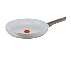 Tefal Bratpfanne T-fal Naturale Bratpfanne mit Thermo-Spot, Leichtmetall (1-tlg), Thermo-Spot Technologie