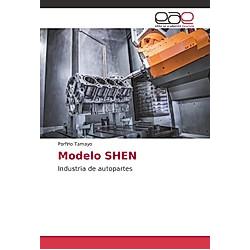 Modelo SHEN. Porfirio Tamayo  - Buch