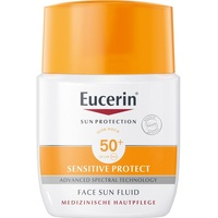 Eucerin Sensitive Protect Face Sun Fluid LSF 50+ 50 ml
