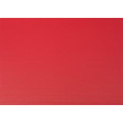 Folia Papierkarton, 70 cm x 50 cm rot