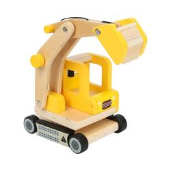 Small Foot Spielzeug-Auto Schaufelbagger