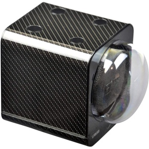 Boxy Fancy Brick Uhrenbeweger Carbon für eine Uhr - erweiterbares Uhrenbeweger System