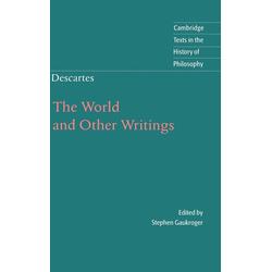 Descartes als Buch von Rene Descartes/ Descartes Rene