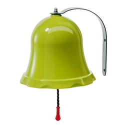 Wickey Spielturm-Spielzeugset Glocke Zubehör für Spielhaus, Klettergerüst oder Stelzenhaus
