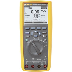 Fluke 287/FVF/EUR Hand-Multimeter digital Grafik-Display, Datenlogger CAT III 1000 V, CAT IV 600V An