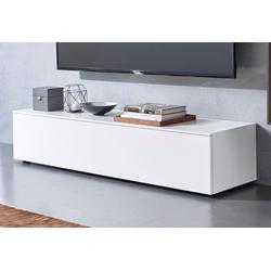 SPECTRAL Lowboard Select, wahlweise mit TV-Halterung, Breite 160 cm weiß