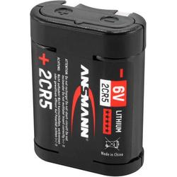 Ansmann 2CR5 Fotobatterie 2CR5 Lithium 6V 1St.