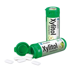 MIRADENT Xylitol Chewing Gum Kids 30 g