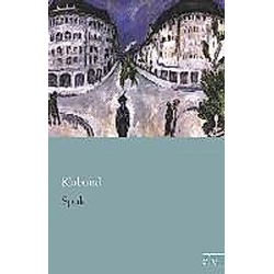 Spuk. Klabund  - Buch