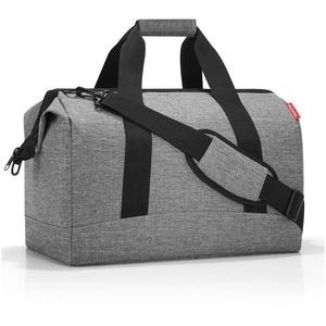 REISENTHEL® Reisetasche, reisenthel Reisetasche Sporttasche Weekender allrounder L Hebammenkoffer 30L grau