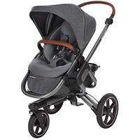Maxi-Cosi Nova 3-Rad Sparkling grey