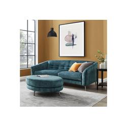 INOSIGN 3-Sitzer Auriol blau