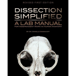 Dissection Simplified als Taschenbuch von Danielle Dodenhoff