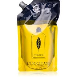 L'Occitane Verveine Duschgel für Damen náhradní náplň 500 ml