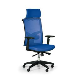 Bürostuhl nba, blau