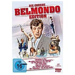 Die grosse Belmondo Edition - DVD  Filme