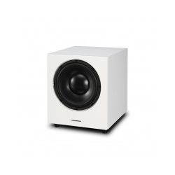 Wharfedale Subwoofer D10  in weiß
