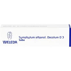 SYMPHYTUM ETHANOL.Decotum D 3 Salbe 25 g