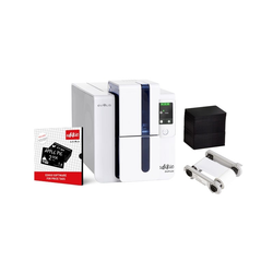 Edikio Duplex - beidseitiger Druck (Kreditkartenformat), USB, Ethernet, Thermotransfer