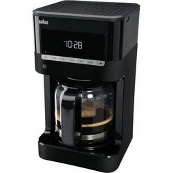 Braun Filterkaffeemaschine KF 7020, Papierfilter 1x4
