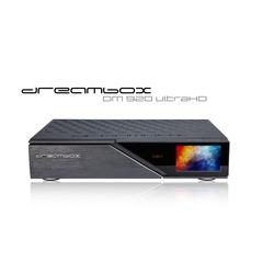 Dreambox Dreambox DM920 UHD 4K E2 Linux PVR Receiver mit Satellitenreceiver