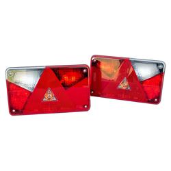 Pkw-Anhänger-Leuchten Aspöck Multipoint V LED - RECHTS und LINKS