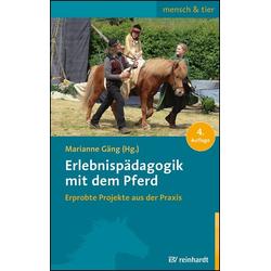Erlebnispädagogik mit dem Pferd als Buch von