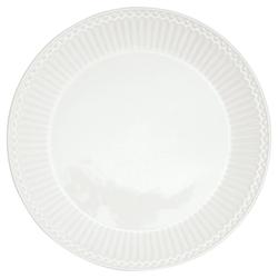 Greengate Alice Teller Weiß 23 cm