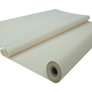 Sensalux B1 Tischdeckenrolle, Standard 100 by Oeko-TEX® - Klasse I, 1,5m x 25m, Tischtuch, schwer entflammbar, stoffähnliches Vlies, Creme