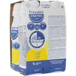 FRESUBIN 2 kcal Fibre DRINK Lemon Trinkflasche 800 ml
