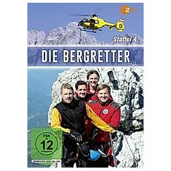Die Bergretter - Staffel 4 - DVD  Filme