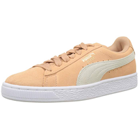Puma Suede Classic orange-white/ white, 38