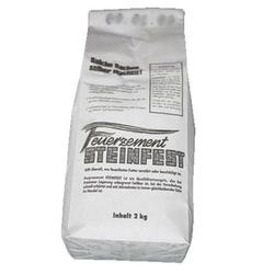 Feuerfester Zement 2kg bis 1000°C