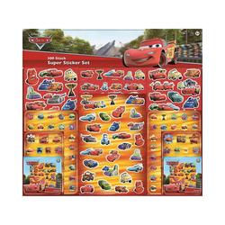 Disney Cars Sticker Sticker Super-Pack Cars 500 Stck.