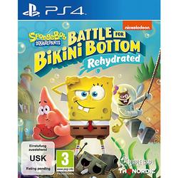 PS4 Spongebob SquarePants: Battle for Bikini Bottom