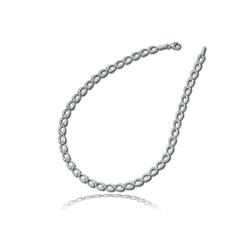 Balia Collier BAK006S45 Balia Collier für Damen Silber (Colliers - Halsketten), Damen Colliers, Halsketten Herzen 925 Sterling Silber, Farbe: silber