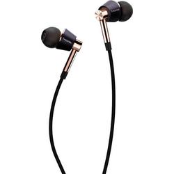 1more E1001 Triple Driver HiFi In Ear Kopfhörer In Ear Headset Gold