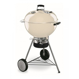 WEBER Holzkohlegrill Master-Touch GBS 57 cm Ivory