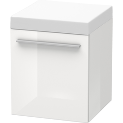 Duravit Rollcontainer X-LARGE 400 x 400 x 510 mm pine silver