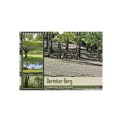 Oermter Berg - Wildgehege und Volkspark (Wandkalender 2021 DIN A4 quer) - Kalender