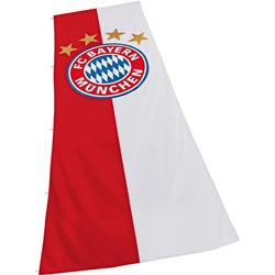 FC Bayern Fahne FC Bayern München Hissfahne mit Logo