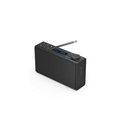Hama Tragbares DAB+ Digital Radio, FM/Batterie-, Netzbetrieb DR7 schwarz