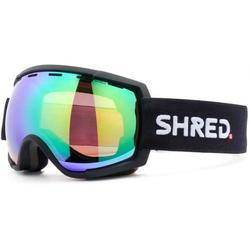 SHRED RARIFY Schneebrille 2021 black/cbl plasma mirror + cbl sky mirror