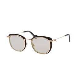 MONCLER ML 0045/S 02C, Cat Eye Sonnenbrille, Damen